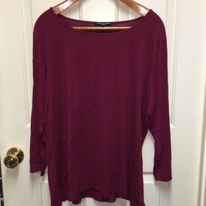 Cable and Gauge women's top